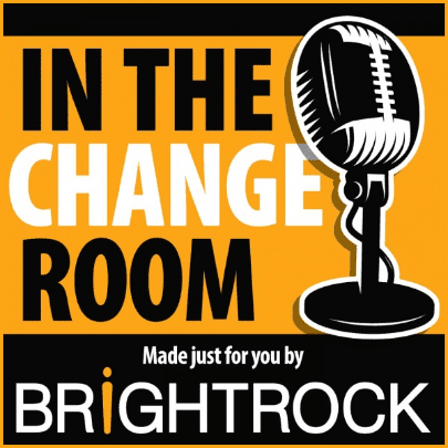 in the change room logo